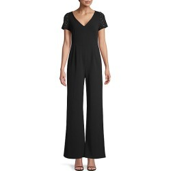 Embellished Wide-Leg Jumpsuit found on Bargain Bro Philippines from Saks Fifth Avenue OFF 5TH for $89.99
