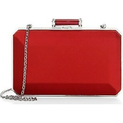 Judith Leiber Couture Women's Soho Satin Clutch - Red found on Bargain Bro Philippines from Saks Fifth Avenue for $1195.00