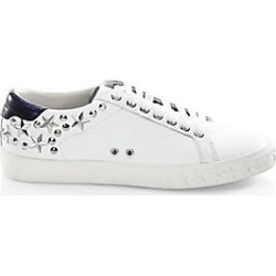 Ash Women's Dazed Studded Leather Low-Top Sneakers - White - Size 39 (9) found on MODAPINS from Saks Fifth Avenue for USD $180.00