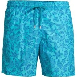 Seahorse Shell-Print Boardshorts found on MODAPINS from Saks Fifth Avenue AU for USD $265.56