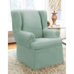 Housse pour fauteuil à oreilles de la collection Twill found on Bargain Bro Philippines from La Baie for $99.99