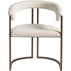Parker Metal Arm Chair Set of 2
