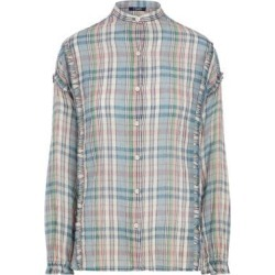 Plaid Cotton Shirt found on GamingScroll.com from The Bay for $25.96
