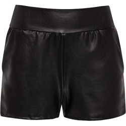 Faux Leather Relaxed Shorts found on Bargain Bro from Saks Fifth Avenue Canada for USD $78.53