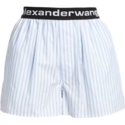 Logo Elastic Pinstripe Boxer Shorts found on Bargain Bro Philippines from Saks Fifth Avenue AU for $418.75
