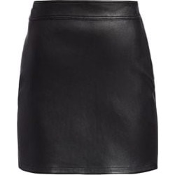Leather Mini Skirt found on Bargain Bro India from Saks Fifth Avenue AU for $745.25