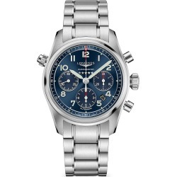 Longines Longines Spirit Automatic Stainless Steel Chronograph Bracelet Watch - Sunray Blue found on MODAPINS from Saks Fifth Avenue for USD $3100.00