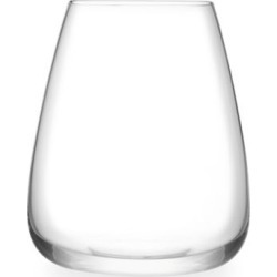 Wine Culture Two-Piece Water Glass Set