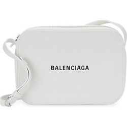 Balenciaga Women's Small Everyday Leather Camera Bag - Blanc found on Bargain Bro India from Saks Fifth Avenue for $995.00