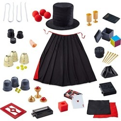 FAO Schwarz Kid's 39-Piece Toy Magic Set