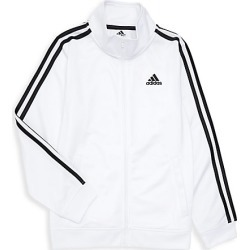 Adidas Boy's Iconic Tricot Jacket - White - Size XL (18-20) found on Bargain Bro India from Saks Fifth Avenue for $45.00