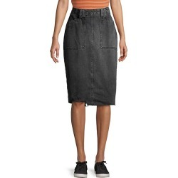 Elisa Denim Pencil Skirt found on Bargain Bro India from Saks Fifth Avenue OFF 5TH for $24.97