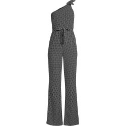 Likely Women's Alexia Polka Dot Jumpsuit - Black - Size 10 found on MODAPINS from Saks Fifth Avenue for USD $96.75