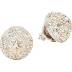 Brilliant Statements Crystal Motif Dome Stud Earrings found on Bargain Bro Philippines from The Bay for $58.00