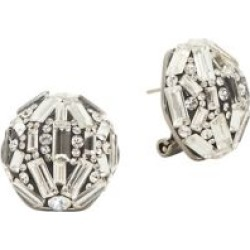 Brilliant Statements Crystal Stud Earrings found on Bargain Bro Philippines from The Bay for $78.00
