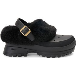 Stella McCartney Trace Faux-Fur Trimmed Shoes found on Bargain Bro Philippines from Saks Fifth Avenue for $725.00