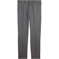 Greg Flat-Front Wool Pants found on Bargain Bro India from Saks Fifth Avenue Canada for $557.66