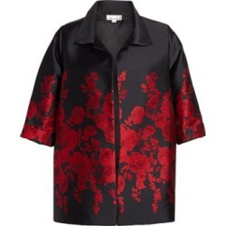Going Places Rose Jacquard Party Jacket