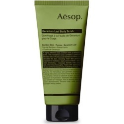Geranium Leaf Body Scrub found on Makeup Collection from Saks Fifth Avenue UK for GBP 32.53