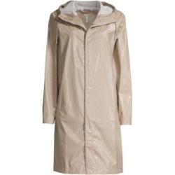 Shiny Longline Coat