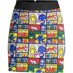 Keith Haring X Alice + Olivia Riley Graphic Comic Tube Skirt found on Bargain Bro India from Saks Fifth Avenue AU for $196.99