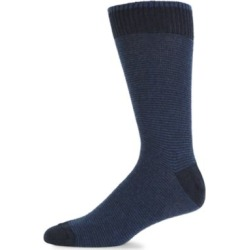 Microstripe Cashmere Socks found on Bargain Bro UK from Saks Fifth Avenue UK