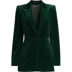 Madison Stretch-Velvet Jacket found on Bargain Bro UK from Saks Fifth Avenue UK