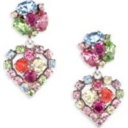 Tansy Crystal Earrings found on Bargain Bro India from Saks Fifth Avenue AU for $116.53