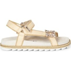 Trekky Viv Strass Leather Sport Sandals found on Bargain Bro India from Saks Fifth Avenue Canada for $702.80