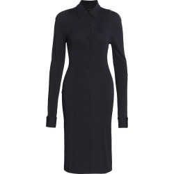 Rag & Bone Women's Sabeen Sheath Shirtdress - Black - Size XXS found on Bargain Bro from Saks Fifth Avenue for USD $285.00