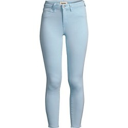 L'Agence Women's Margot High-Rise Ankle Skinny Jeans - Sky Blue - Size 24 (0)