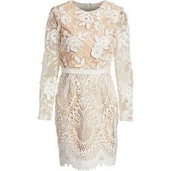 Lace Cocktail Dress found on MODAPINS from Saks Fifth Avenue UK for USD $425.59