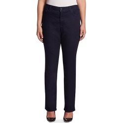 Plus Straight-Leg Jeans found on MODAPINS from Saks Fifth Avenue for USD $144.00