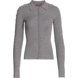 Hill Button-Front Wool & Cashmere Sweater found on Bargain Bro from Saks Fifth Avenue Canada for USD $717.26