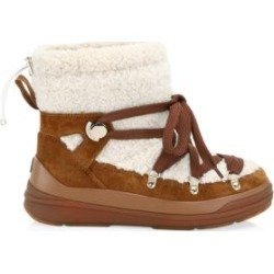 Insolux Faux Shearling-Trimmed Suede Boots found on Bargain Bro UK from Saks Fifth Avenue UK