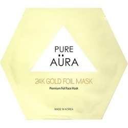 24K Gold Foil Sheet Mask found on Makeup Collection from Saks Fifth Avenue UK for GBP 5.25