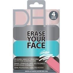 Paquet de 4 débarbouillettes Vibe Erase Your Face found on Bargain Bro Philippines from La Baie for $9.95