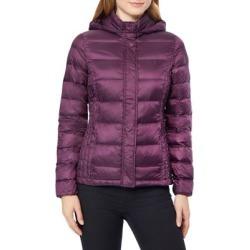 Ultra-Light Hooded Short Down Jacket