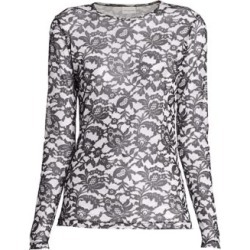 Sheer Lace Top found on Bargain Bro Philippines from Saks Fifth Avenue AU for $166.08