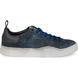 Clever Low-Top Denim Sneakers found on Bargain Bro from Saks Fifth Avenue UK for £99
