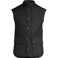 Barbour Men's Lowerdale Quilted Vest - Black - Size L found on Bargain Bro India from Saks Fifth Avenue for $180.00