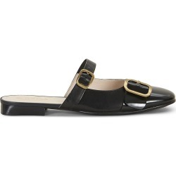 Tod's Women's Patent Leather Ballerina Mules - Black - Size 41 (11) found on Bargain Bro India from Saks Fifth Avenue for $745.00