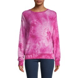 Wildfox Women's Love Potion Tie-Dye Sweatshirt - Love Potion - Size XL