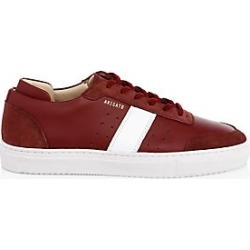 Axel Arigato Men's Dunk Leather Sneakers - Bordeaux - Size 40 (7.5) found on MODAPINS from Saks Fifth Avenue for USD $225.00