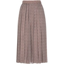 Floating Petal-Print Silk Chiffon Midi Skirt found on Bargain Bro Philippines from Saks Fifth Avenue AU for $2325.37