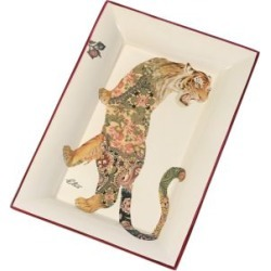 Shere Khan Tiger Ceramic Rectangular Tray found on Bargain Bro Philippines from Saks Fifth Avenue Canada for $387.94