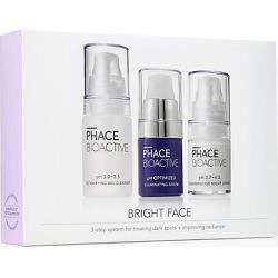 Phace Bioactive Women's Bright Face Treatment Kit
