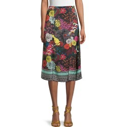 Athena Floral Skirt found on MODAPINS from Saks Fifth Avenue OFF 5TH for USD $119.99