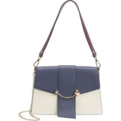 Crescent Tri-Color Leather Shoulder Bag found on MODAPINS from Saks Fifth Avenue Canada for USD $825.76