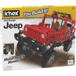 679-Piece Jeep Wrangler Building Toy found on Bargain Bro Philippines from The Bay for $74.99